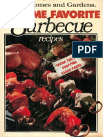 Better Homes and Gardens All-Time Favorite Barbecue Recipes