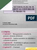 Prezentare Dizertatie PDF