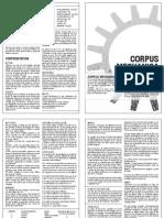 Corpus Mechanica