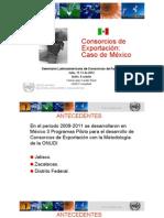 Consorcios de Exportacion Mexico