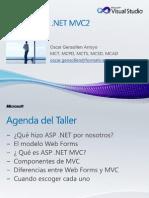 Taller MVC2