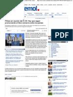18-06-12  Piñera en reunión del G20, hay que seguir promoviendo el libre comercio entre los países