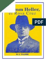 Krumm Heller El Rosacruz (H. S. Tsadhe)
