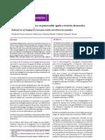 Uso Racional de Imagenes and Gastro and Pancreatitis and Obstrucion Intestina