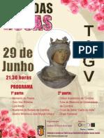 Cartaz Gala das Rosas