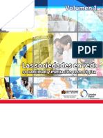 Las Sociedades en Red Sociabilidad y Mediacion Tecnologica