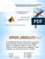 Diapositivas de Metodos