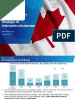 KPMG Presentation - Internationalization Strategies (Italian)