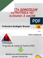 Visita Domiciliar Easd