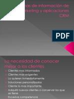 Sistemas de Infromacion de Marketing y Aplicaciones CRM