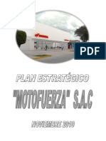 Plan de Trabajo Motos