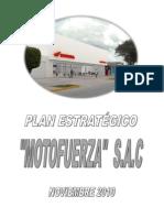 Plan de Trabajo Motos