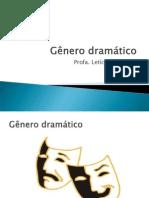 Aula Sobre Genero Dramatico