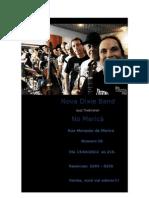 Nova Dixie Band Marica Em 13 de Abril 2012