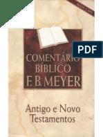 F. B. Meyer - Comentário Bíblico