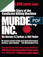 Murder Inc. New Edition Foreward & Graphics