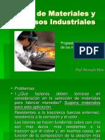 Modulo 4 Curso de Materiales y Procesos Industriales