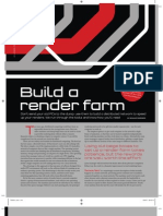 Build a Render Farm