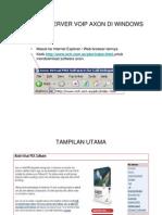 Manual Ippbx Axon