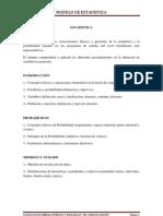 Curso Estadisticas Ingreso Medicina Exani II