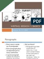 Microsoft PowerPoint - Paragraphs