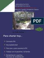 Rehabilitación-Charla