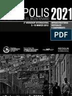 Presentación Limapolis 2021 - Arcadia Mediática