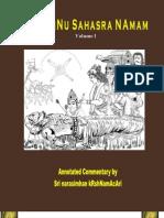 100007 Vishnu Sahasra Naamam Vol 1