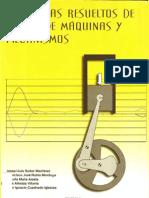 Problemas de Dinamica de Mecanismos y Maquinaria