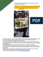 México 2012 Encuestas independientes Vs encuestas de los medios.