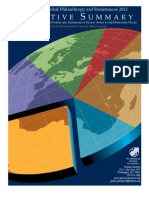 2011 Executive Summary Index of Global Philanthropy and Remittances