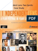 Independent Lens 2 Spirits Facebook Ad Case Study