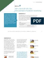 Rosetta Stone Facebook Ad Case Study