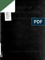 History of New Testament Criticism (1910) Conybeare, F. C. (Frederick Cornwallis), 1856-1924