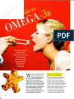 Good Health - Guide To Omega-3s