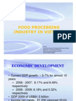 Food Processing in Vietnam