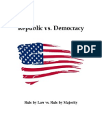 Republic vs Democracy