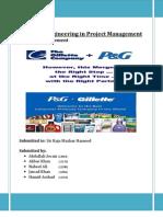 P&G Company Report