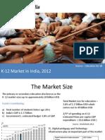 Market Research K-12