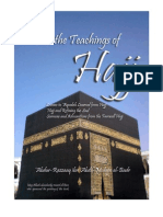 From the Teachings of Hajj 2nd Edn- Shaikh 'Abdur Razaq Al-Badr