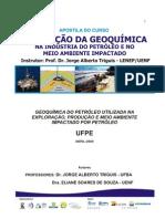Apostila Geoquímica