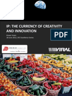 DIC Excellence Series - IP Currency of Creativity