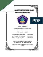 Laporan Praktikum Bk Karir Di Sma Negeri 2 Singaraja