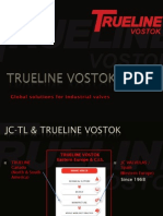 Powerpoint Trueline Vostok English