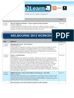 S2LMelbourne Session Abstracts V4