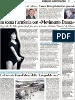 Ateneo, Botteghi Direttore Generale / Ingv, Ghilardi si è laureato a Urbino - Il Resto del Carlino del 16 giugno 2012