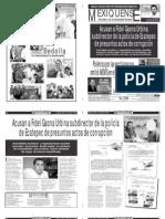 Versión impresa del periódico El mexiquense 19 junio 2012