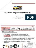 How to Calibrate ECU and Engine- SAE