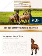 Folder Leonhardi Horse Elite