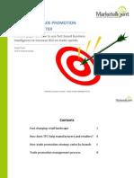 Trade Promotion Optimization - Marketelligent